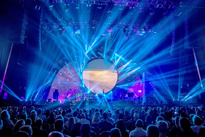 Brit Floyd - 40 Years of The Wall Photo