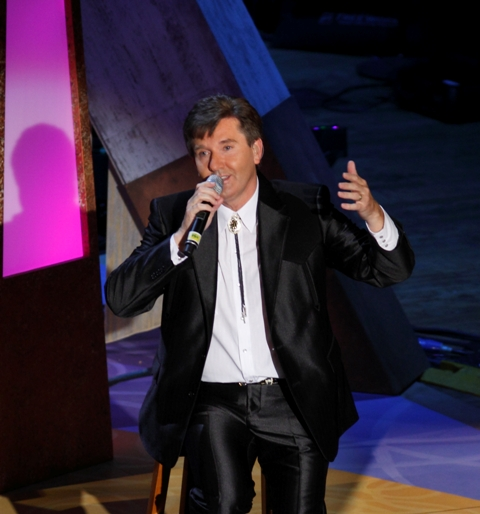 Daniel O'Donnell Back Home Again Concert Photo