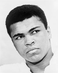 In Their Own Words: Muhammad Ali Photo
