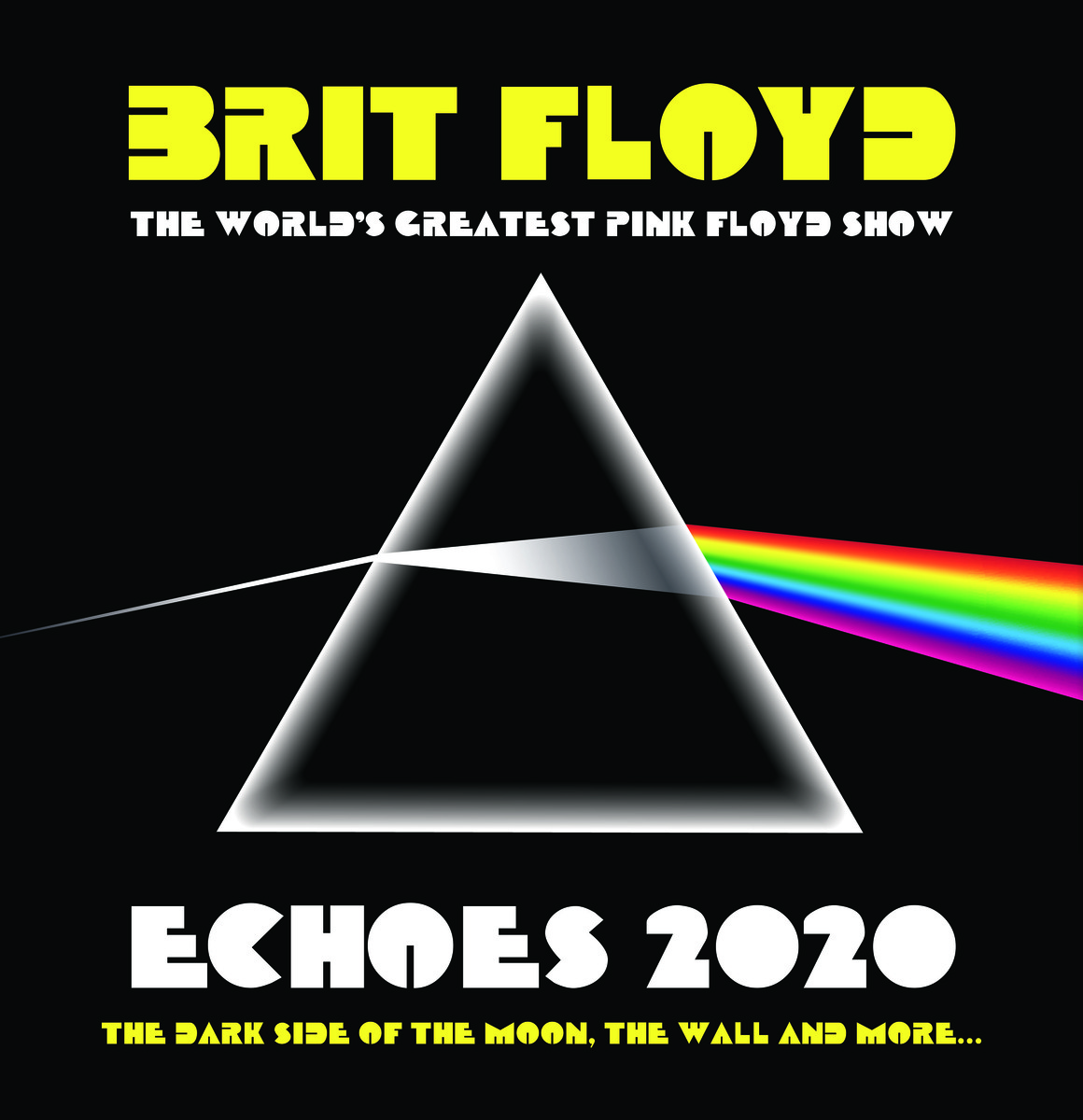 Brit Floyd - Echoes 2020 Tour Photo
