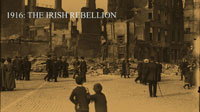 The 1916 Irish Rebellion Photo