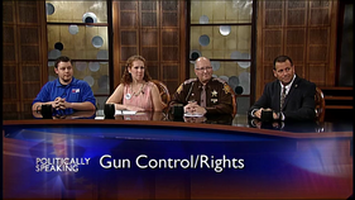 Gun Control/Rights Photo