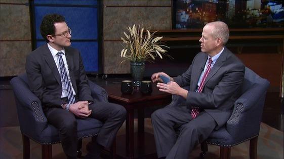 Conversation with Global Economist Bill Adams Photo