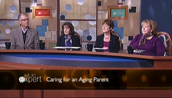 Caring For An Aging Parent Photo