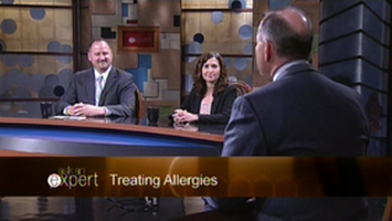 Treating Allergies Photo