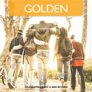 Golden – Celebrating Ages 13 and Beyond Thumbnail