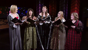 Madrigal Musical Performance Photo