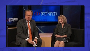 Inside Indiana Business - Glenda Ritz Photo