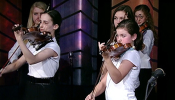 Susan Nagel Violinists Photo