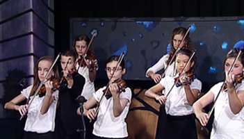 Susan Nagel Violinists 2 Photo