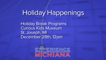 Holiday Happenings Calendar Photo