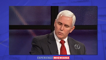 Inside Indiana Business - Mike Pence Part 2 Photo