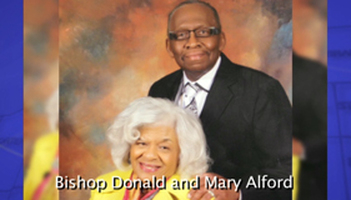 Trailblazers - Bishop Donald and Mary Alford Photo