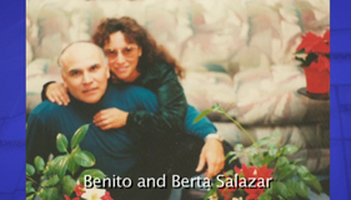 Trailblazers - Benito and Berta Salazar Photo
