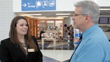 South Bend Airport Rewards Photo