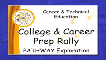 CTE College and Career Prep Rally Photo