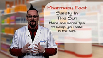 Pharmacy Tip: Sun Safety Photo