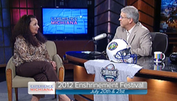 2012 Enshrinement Festival Photo