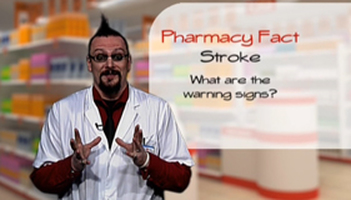 Pharmacy Fact: Strokes Photo