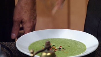 Tomatillo Gazpacho Photo