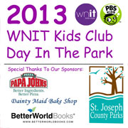2013 WNIT Kids Club Day In The Park Image