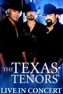 THE TEXAS TENORS Live in Concert! Image