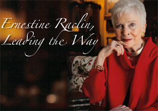 Ernestine Raclin: Leading The Way Image