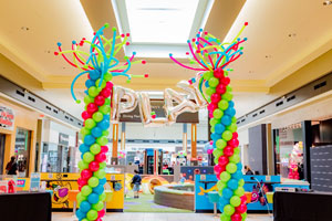 PBS Kids 24/7 Channel on WNIT Children's Play Area at UP Mall Unveiling Photo Gallery Image