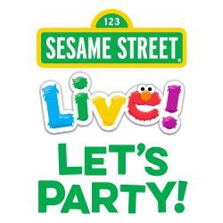 <em>SESAME STREET LIVE! LET'S PARTY!</em> Image