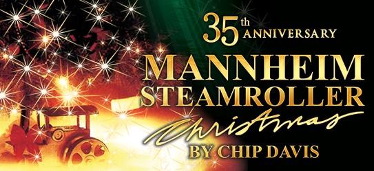 Mannheim Steamroller Tickets Image