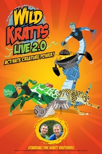Wild Kratts LIVE 2.0 in South Bend! Image