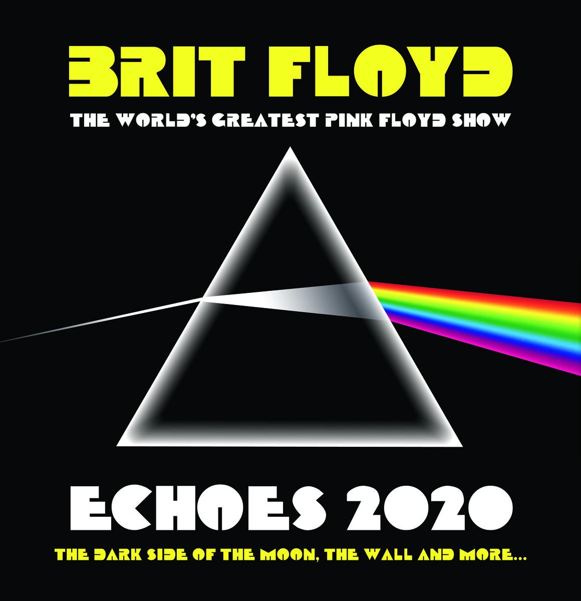 Brit Floyd - Echoes 2020 Tour Image