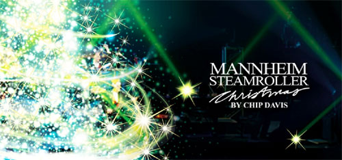 MANNHEIM STEAMROLLER CHRISTMAS Image