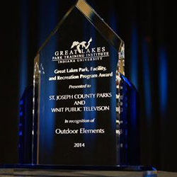 Outdoor Elements Wins Facility and Recreation Award Image
