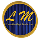Lampkin Magic Productions Logo