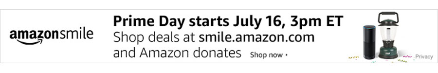 Amazon Smile 2018 July Prime Day