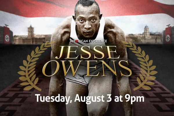 Jesse Owens. Tuesday, August 3rd at 9pm