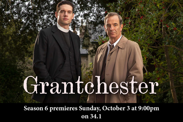 Grandchester. Season 6 premieres Sunday, October 3rd at 9:00pm on 34.1