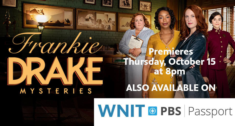 Frankie Drake: PBS Passport presents: In 1920s Toronto, follow the city's only female private detectives.