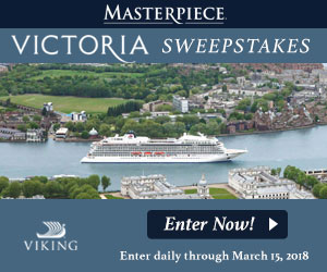 Victoria Sweepstakes Photo
