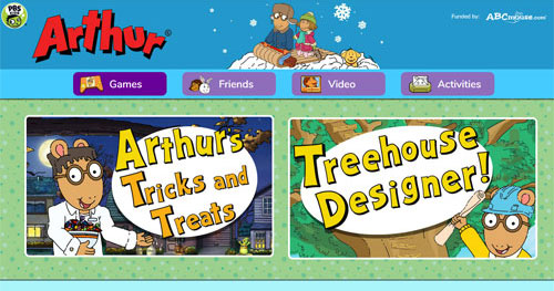 Image of Arthur Games