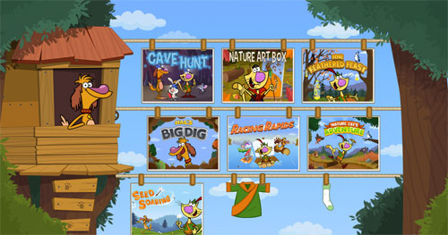 Image of Nature Cat Games
