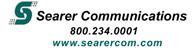 Searer Communications, Inc.