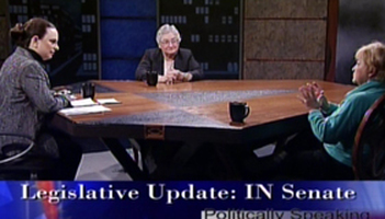 Legislative Update: Indiana Senate Photo