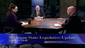 Michigan State Legislature Photo