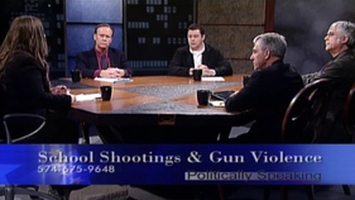 Gun Violence and Public Policy Photo
