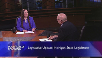 Michigan Legislature Update Photo