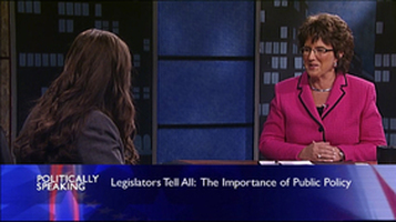 Legislators Tell All: The Importance of Public Policy Photo