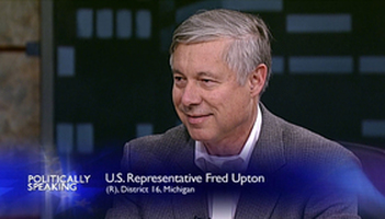 Interview with Congressman Fred Upton Photo