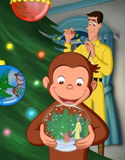 Curious George Picture